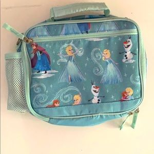 Pottery barn lunch bag. Frozen